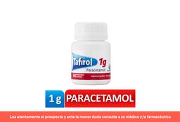 Tafirol 1g 50 U