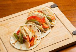 Tacos de Pollo x 12