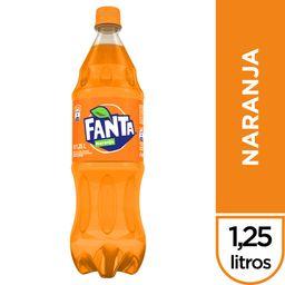 Fanta Naranja de 1,25 L