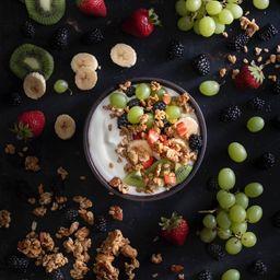 Bowl de Yogur Natural