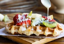 Waffle Belga & Café