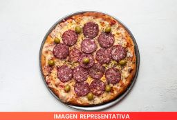 Pizza Cantimpalo Mediana