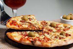 Pan de Pizza Provolone