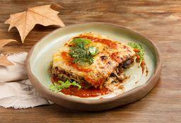 Combo Lasagna Vegetariana