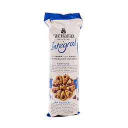 Galletitas Integral Cachafaz Avena Con Chips De Chocolate 225 Gr