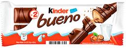Chocoalte Kinder Bueno 21.5 g x 2