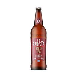 Cerveza Roja Rabieta Ipa