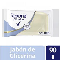 Rexona Jabon Glicerina Neutro Paq