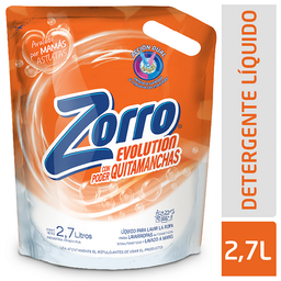 Zorro Jabón Liquido Evolution Pode Doy