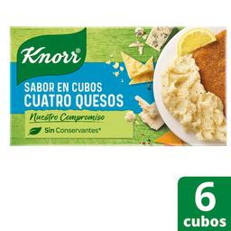 Knorr Saborizador Cuatro Quesos
