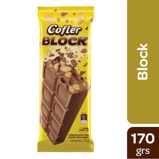 Cofler Block Chocolate