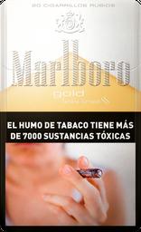 Cigarros Malboro Gold  20 U