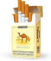 Cigarrillos Camel  20 U