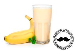 Licuado de Banana con Leche 350 ml