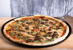 Pizza Chicken Mushroom Xxl