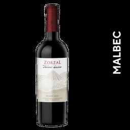 Zorzal Terroir Unico Malbec 750 ml