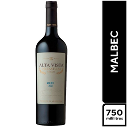 Alta Vista Malbec 750 ml