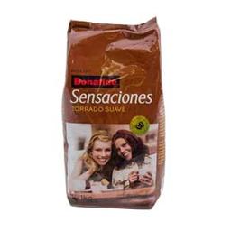 Café Bonafide Molido Sensaciones 1 Kg