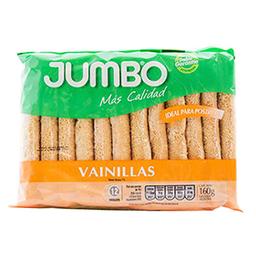 Vainillas Jumbo 160 Gr