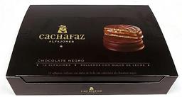 Alfajor El Cachafaz Chocolate Flow Pack 60 g