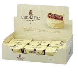 Alfajor El Cachafaz Blanco Flow Pack 60 g