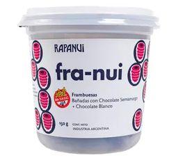 Franui Chocolate Negro & Blanco