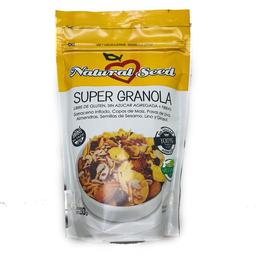 Super Granola Natural Seed Sin Gluten y Sin Azucar