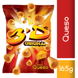 3D Queso 165 Gr