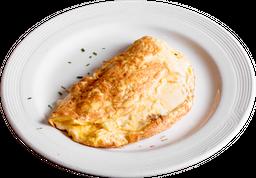 Omelette de Queso & Tomate