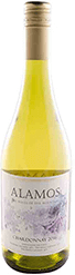 Vino Blanco Fino Alamos Chardonnay 750 mL