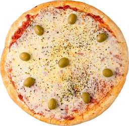 Pizza Muzzarella Grande