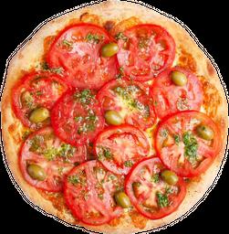 Pizza Napolitana con Jamón Grande