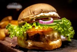 Chicken Burger Grillé