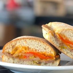 Sándwich de Carne Criolla