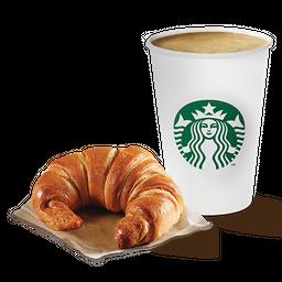 Combo Mezzaluna & Café