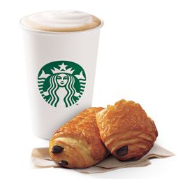 Combo Choco Croissant & Latte