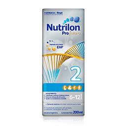 Leche Nutrilón 2 Pro Futura  200 mL