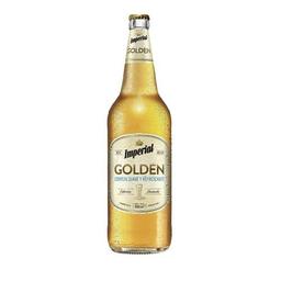 Imperial Golden Cerveza