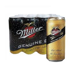 Cerveza Miller 473 mL x 6