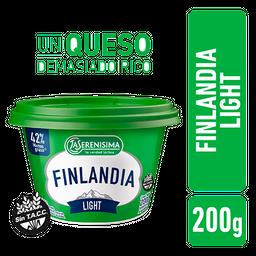 Queso Untable Finlandia Light Pote 200 g