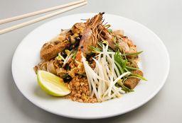 Pad Thai con Vegetales