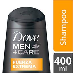 Dove Men Shampoo 2En1 +Care Fuerza Extrema