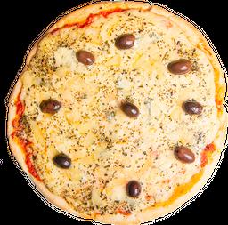 Pizza 5 Quesos Americana