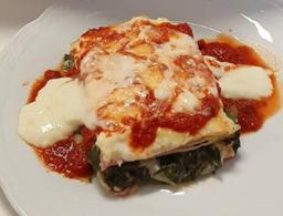 Lasagna Rellena Anita