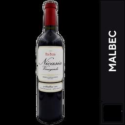 Nicasia Red Blend Malbec 500 ml