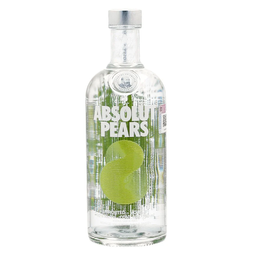 Vodka Absolut Pears 750 Cc