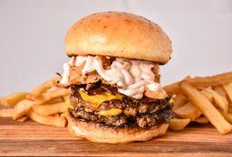 Burger Flama Doble