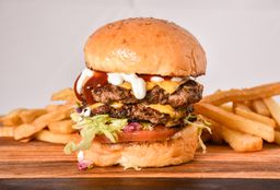 Burger LP