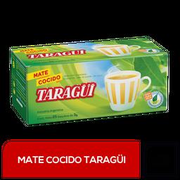 Mate Cocido Taragui 3 g x 25