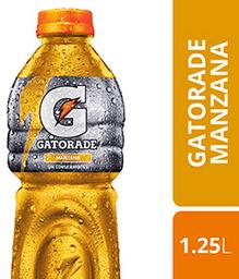 Isotónicas Gatorade Manzana 1.25L